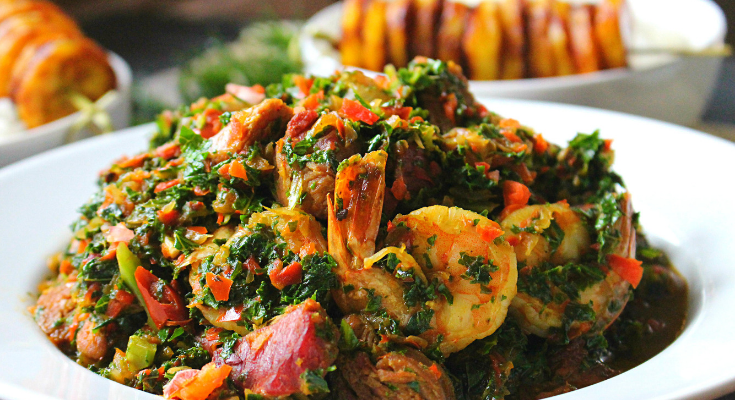 Kale Stew (African Style)