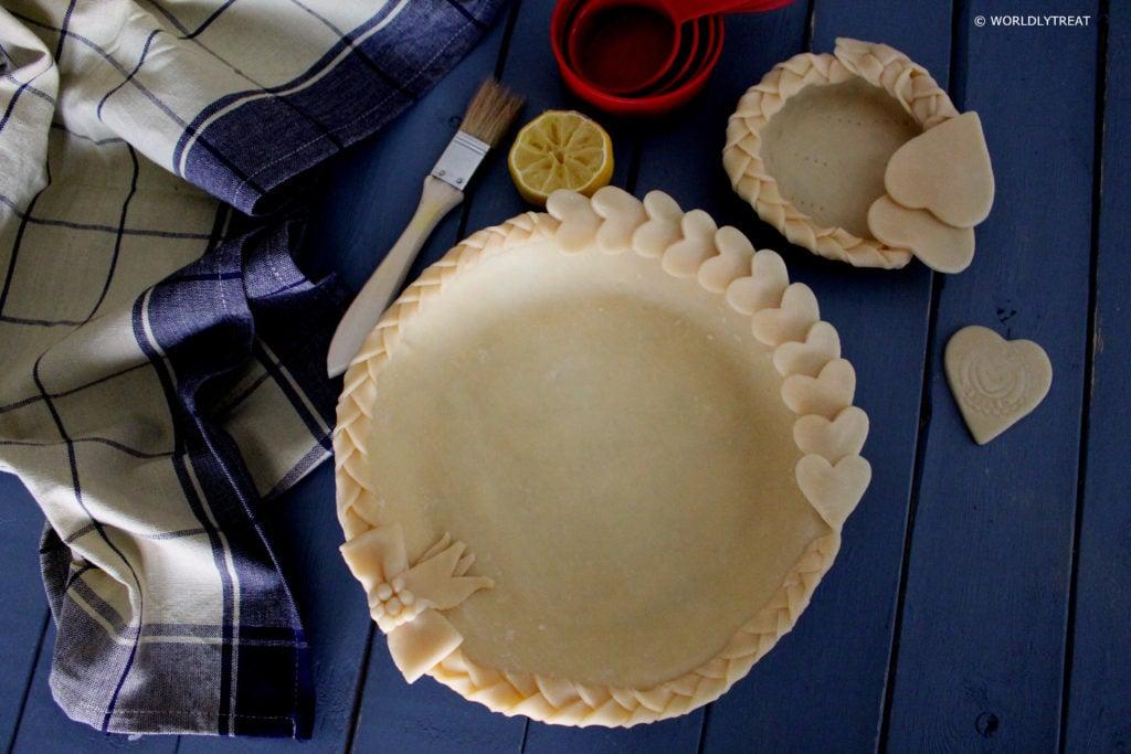Decorative Pie Crust Ideas Worldlytreat