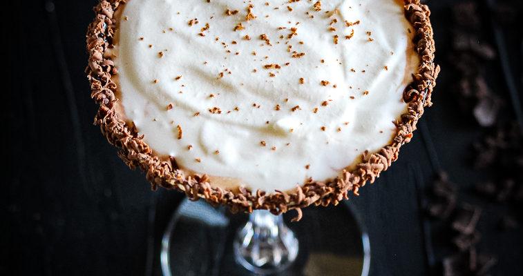 Creme De cacao Vodka Martini