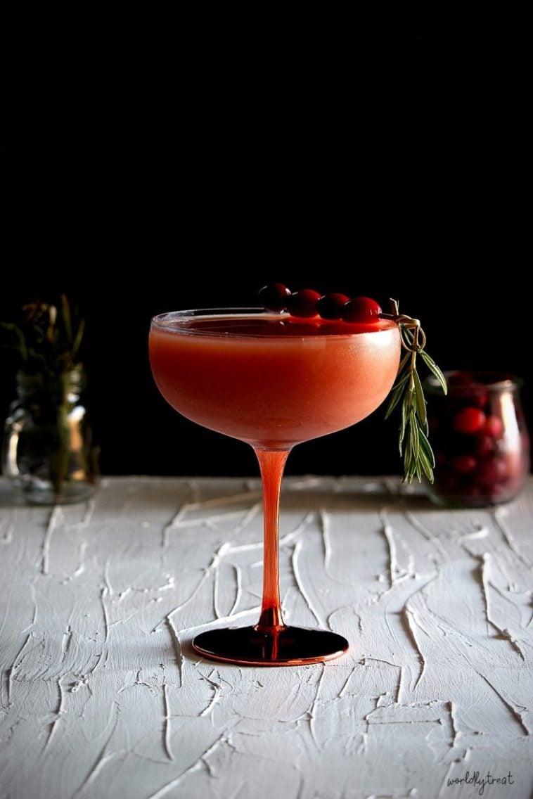 Grand Duchess Cocktail- easy vodka drinks_