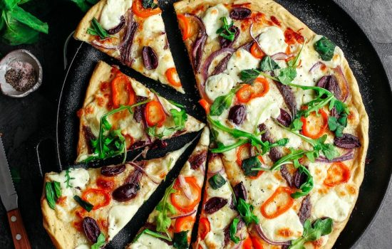 ANCHOVY PIZZA RECIPE